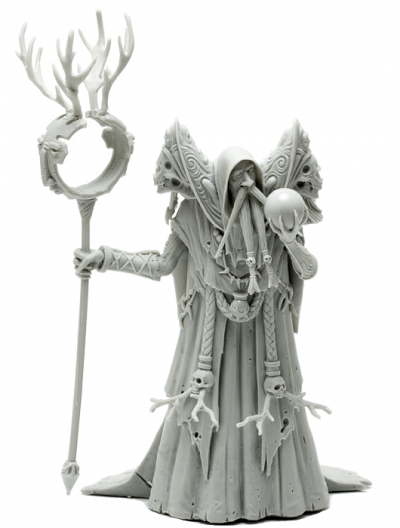 Necromancer Boss