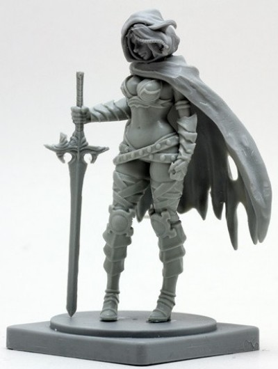 Pinup Twilight Knight 54mm
