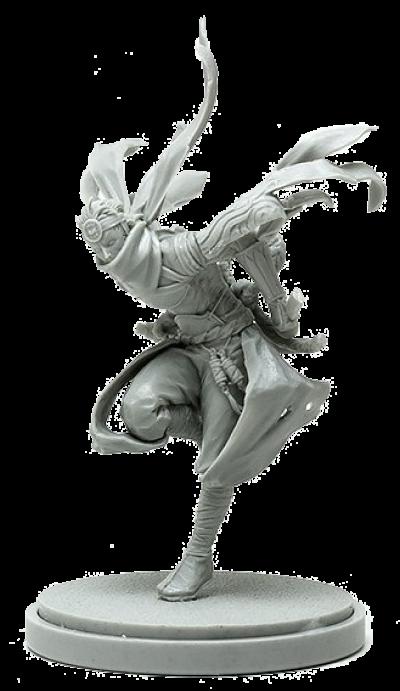 Warrior of the Sun (Male)