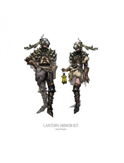 Lantern Armor Kit