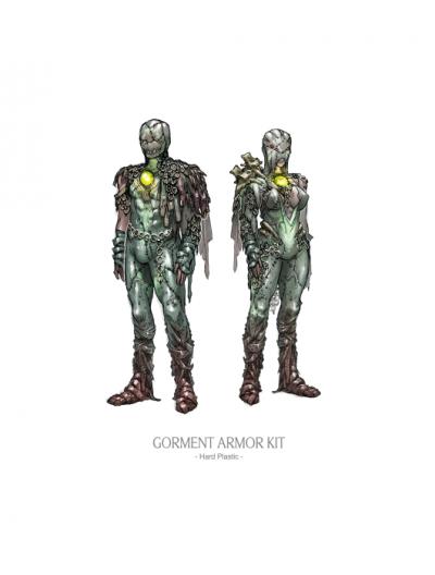 Gorment Armor Kit