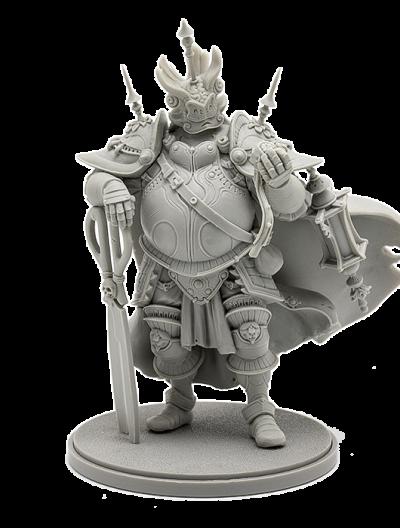Elder Scissor Knight